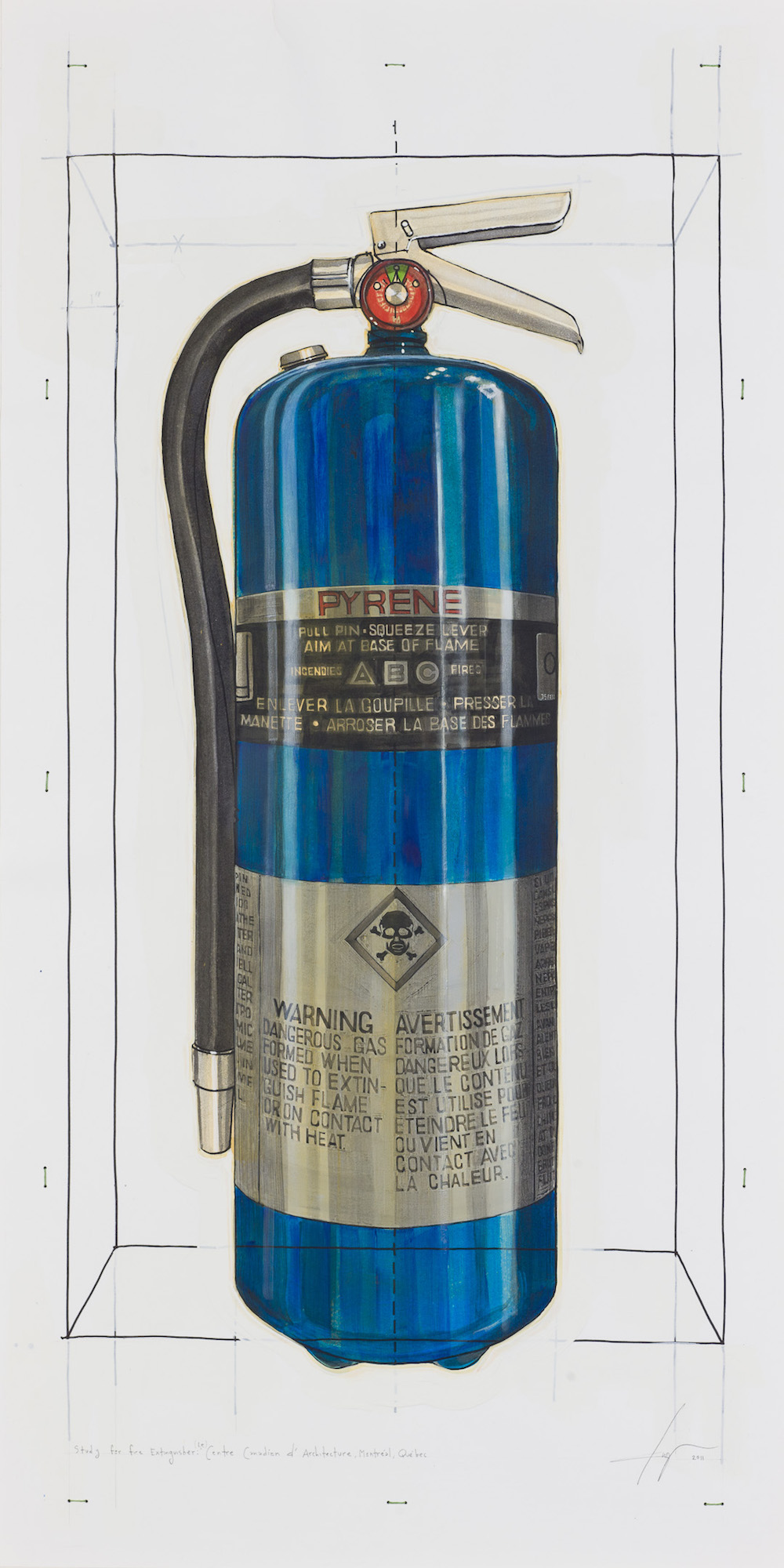 Fire Extinguisher 0145